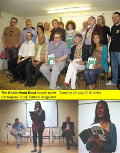 Robin Hood Book Launch