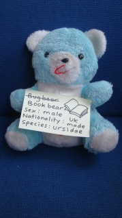 Not a bug bear, but the Book Bear of the Booker