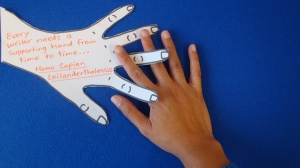 A Helping Hand - support for writers and poets
