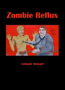 Zombie Reflux Front Cover