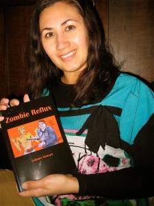 Zombie Reflux - novella by Leilanie Stewart