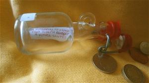 Joseph Robert... bio in a bottle