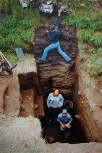 Digging deep