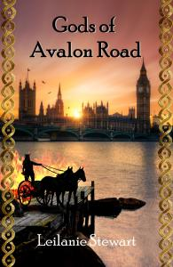 Gods of Avalon Road - Cover1