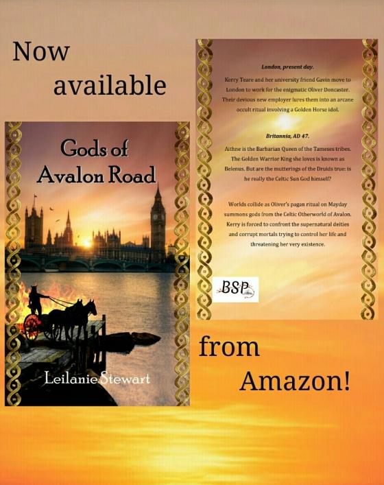 Gods of Avalon Road promo 1